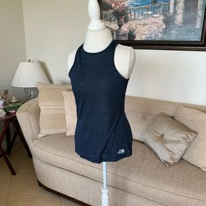 Tops - The North Face tank top Blue, LIKE NEW